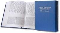Old Testament Interlinear HEBREW