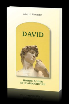 DAVID THE MAN OF YESTERDAY AND TODAY