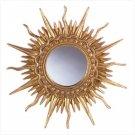 fancy sun mirror