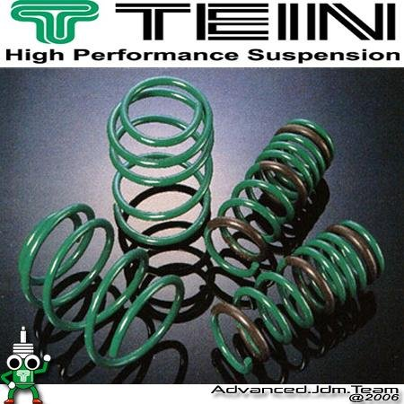 02 03 04 05 AUDI A4 QUATTRO TEIN STECH LOWERING SPRINGS