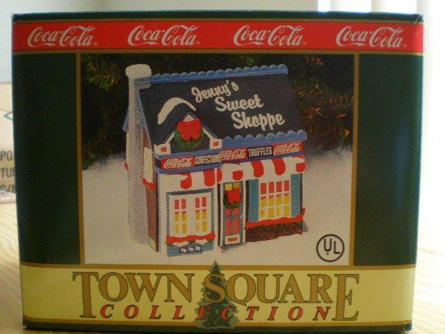 Coca-Cola Town Square Jenny's Sweet Shoppe 1995