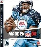 MADDEN NFL 08 (Playstation 3)