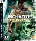 UNCHARTED:DRAKE'S FORTUNE (Playstation 3)