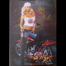 Bike Week 2005 Bud Motorcycle Poster