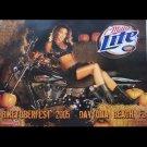 Biketoberfest 2005 Lite Biker Motorcycle Posters Daytona