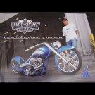 Hard Krome Motorcyle Biker Posters