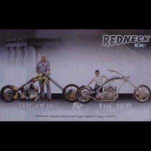 Redneck Engineering Poster