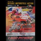 Daytona Beach Supercross Motocross Poster