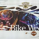 Daytona Beach Bike Week Official 2007 Motorcycle Poster