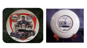 Collectible Race Plate