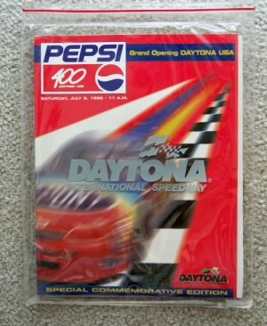 Pepsi 400 Daytona Commemorative Edition 1996 Daytona