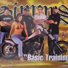 Simms Motorcycle Biker Poster Duo