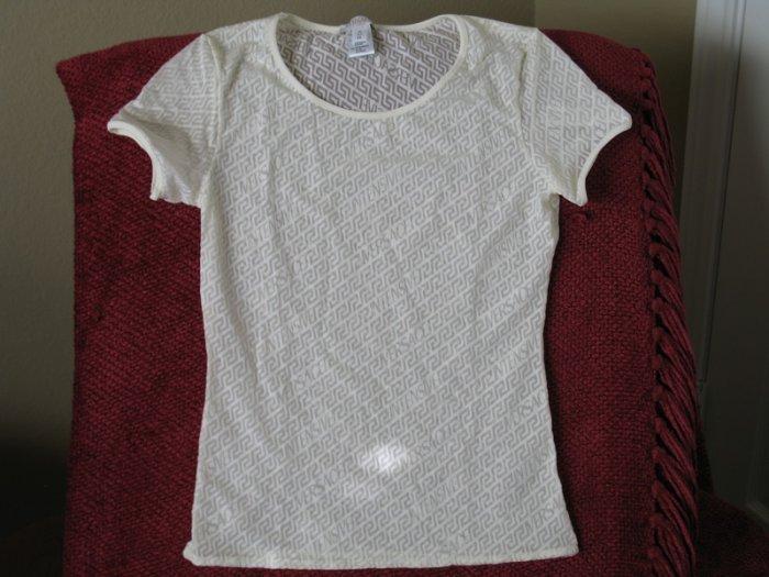 Versace Intensive Women�s T Shirt Size Small