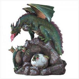 Alab. Dragon Family - Code: 31059