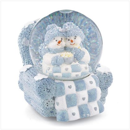 Snow Buddies Musical Snowglobe - Code: 37234