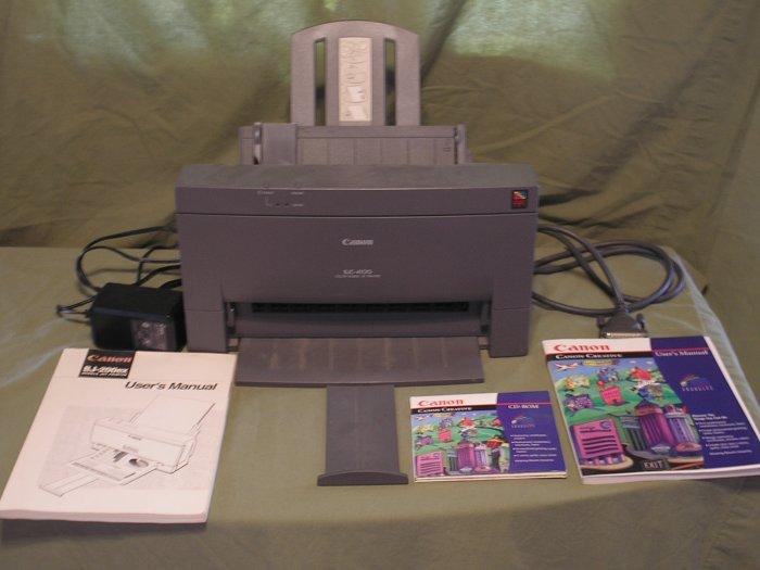 Cannon Bubblejet Printer