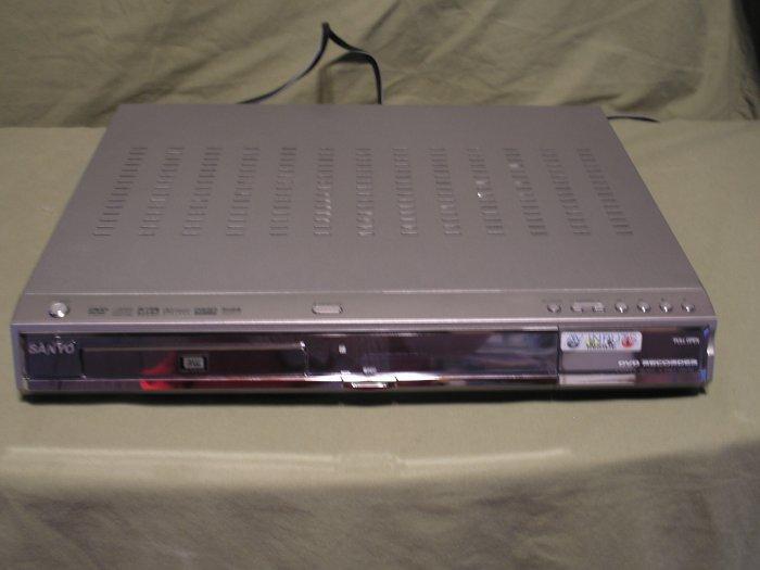 Sanyo DVD recorder/player!!