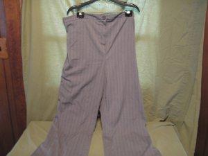 Gray Maternity Dress Pants