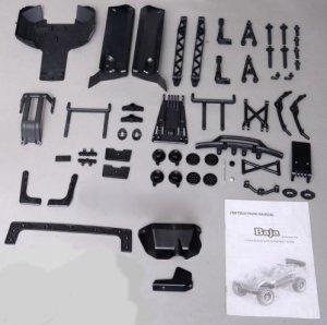 1/5 RC Conversion Kits Fits HPI Baja 5B-5T SS V2 DZY KM