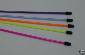1/5 1/8 1/10 RC Antenna Aerial Pipe/Tube/Caps Neon Tube