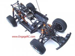 1/5 RC Baja T1000 29cc 2WD 2.4Ghz RTR Fits HPI 5T KM