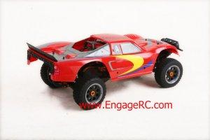 1/5 Nitro RC 1pc Body Shell Fits HPI Baja 5B 5T SS V2