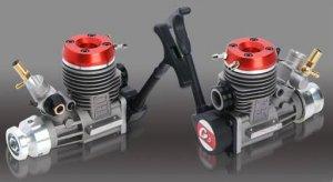 GO 25 (4.1cc) Nitro RC Gas Race Boat Engine Practical