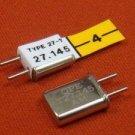 RC AM Radio 1/8 1/10 Crystal 27.145 Mhz CH4 set TX RX