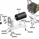 1/5 Nitro RC Baja Brushless Electric Conversion Kits