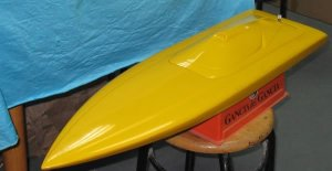 RC Rocket Electric Power Racing Boat