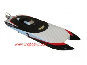 RC Brushless Motor Cat Apparition Electric Racing Boat