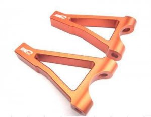 Nitro RC Aluminum 2 Rear Upper Arms Fit HPI 5B 5T 2.0