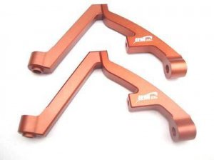 RC Aluminum Front Shock Supports Fit HPI 5B 5T 2.0 SS