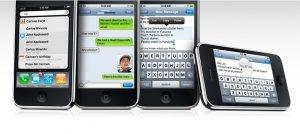 Apple iPhone 3G 8 GB Jail Broken Unlocked AT&T T-mobile
