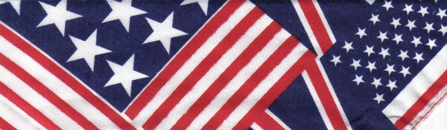 US & UK Flags - Med