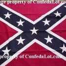FLeece Throw Blanket 4ft x 5ft Sized NEW Confederate