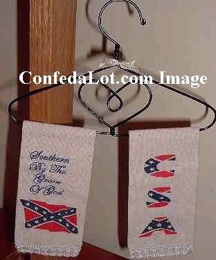 WHOLESALE 50 CSA Southern by the Grace of God Mini Towel Hanger Sets NEW