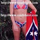 Confederate Bikini Set NEW - All Heads Turn YOUR Way with this one on