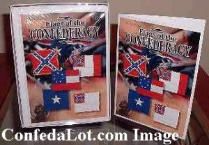 120 Flags of Confederacy Greeting Cards Note Cards Birthday NEW BeLow Wholesale