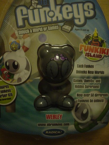 Webley Funkey Funkeys UB Normal Funkiki