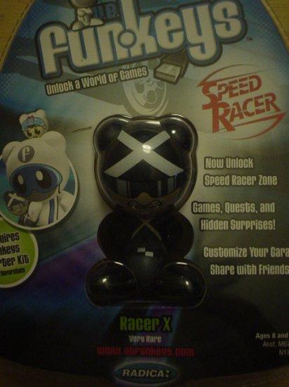 Racer X Funkeys UB Very Rare Speed Racer