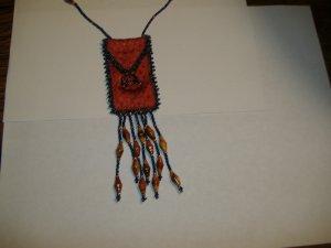 Copper Amulet Bag