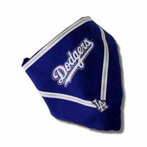 Los Angeles Dodgers MLB Dog Bandana Size Small