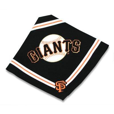 San Francisco Giants MLB Dog Bandana Size Medium/Large