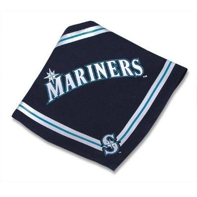 Seattle Mariners MLB Dog Bandana Size Small