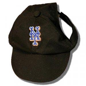 New York Mets Dog Baseball Cap Hat Size Small