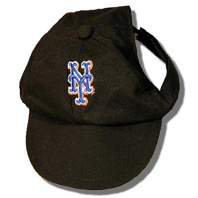 New York Mets Dog Baseball Cap Hat Size M/L
