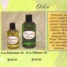 Romance 4 oz Diffuser Oil