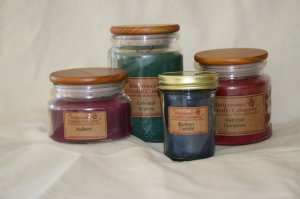 Baby Powder 5 oz Jelly Jar