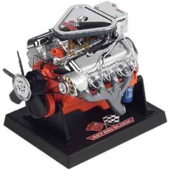 Corvette 427 L89 Tri Power 435 HP 1:6 Engine Diecast